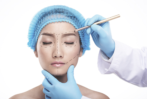 Wide face surgery Singapore