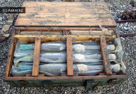 мины боеприпас армии казахстана