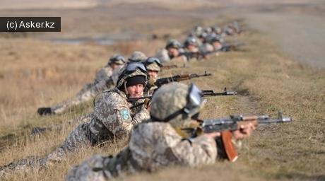 В Кыргызстане стартовали совместные учения ОДКБ