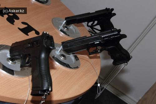 KADEX-2012 пистолеты