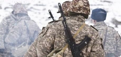 погиб солдат срочник казахстан