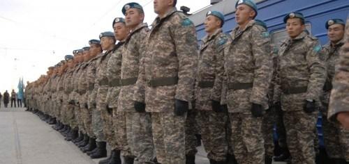 призыв казахстан