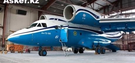 крушение АН-72