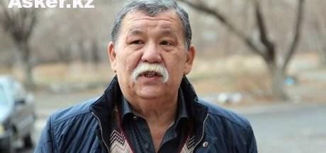 Адвокат Серик Сарсенов