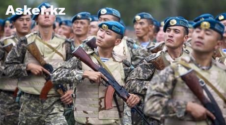 контрактники казахстан