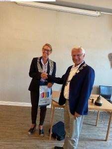 Guvernørmøte og oppstart nytt Rotaryår 2020/21