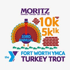 Race Report – Moritz Ft Worth YMCA Turkey Trot 10k