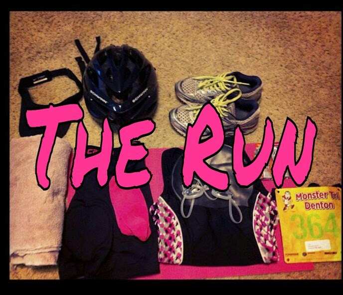 Tri Talk Tuesday – The Run