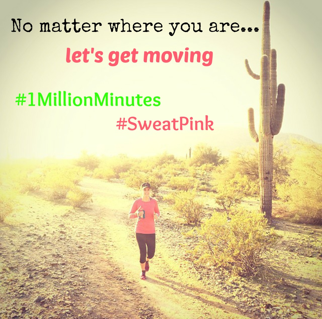 Read more about the article #1MillionMinutes? HECK YEAH!