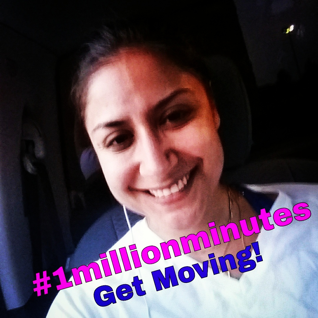 #1MillionMinutes – Day 1