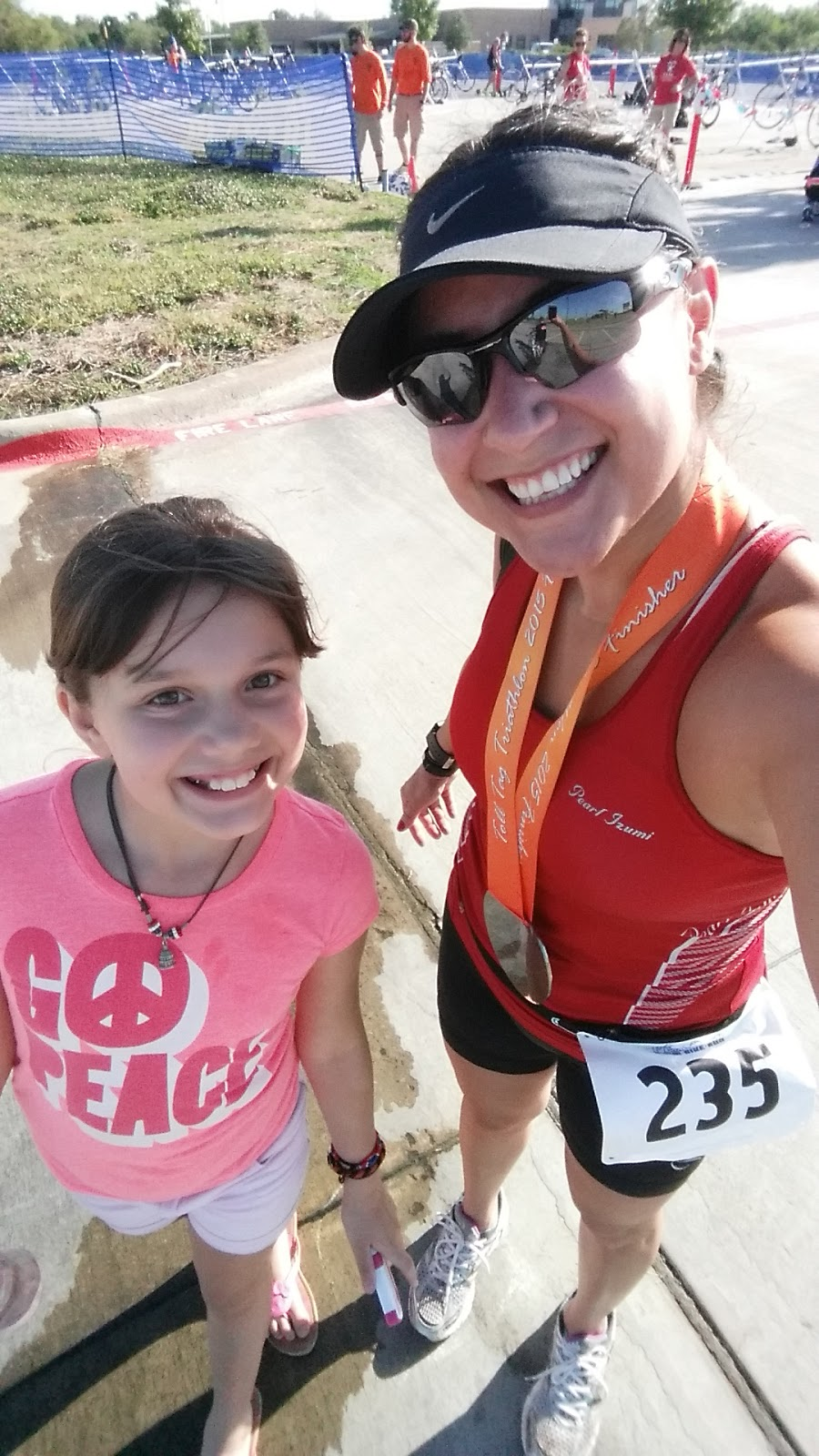 Read more about the article Ironman 70.3 Training Week 1 & Toll Tag Tri Race Recap