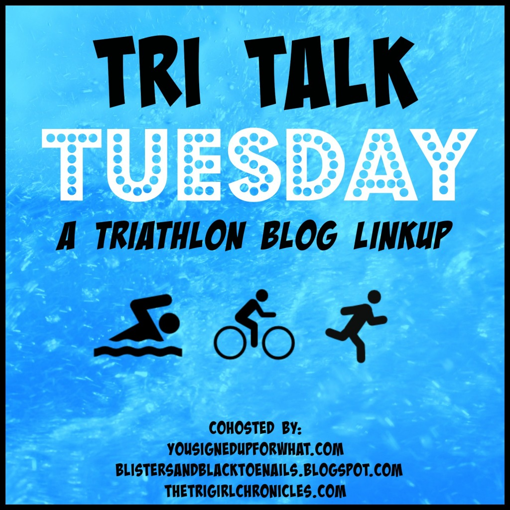 Tri Talk Tuesday Link up: Triathlon Favorites