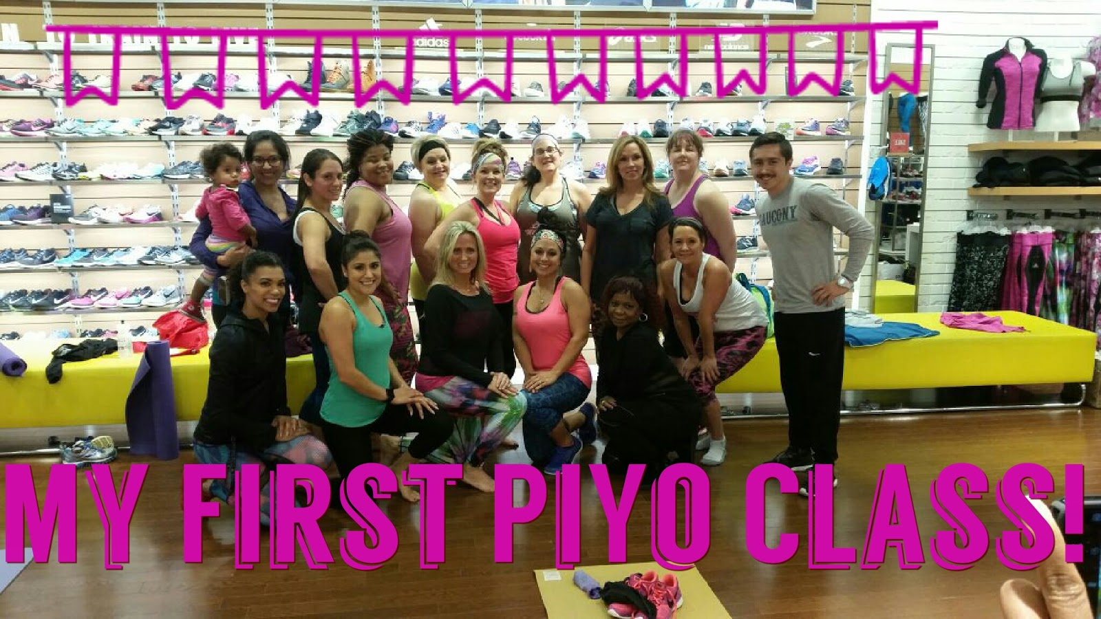 Read more about the article PiYo at Six:02 – My First Time