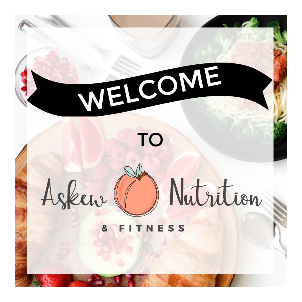 Welcome to Askew Nutrition and Fitness!