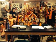 6th hour Physics cheering: 2014