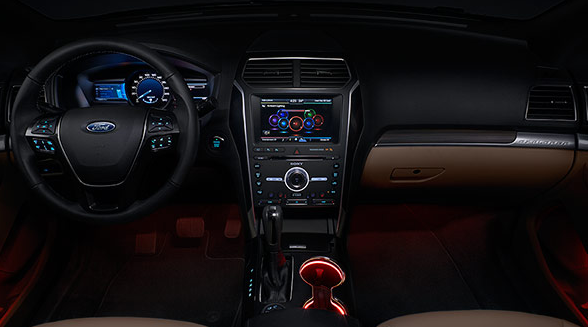 2008 Ford Explorer Interior Lights Come On While Driving | www ...