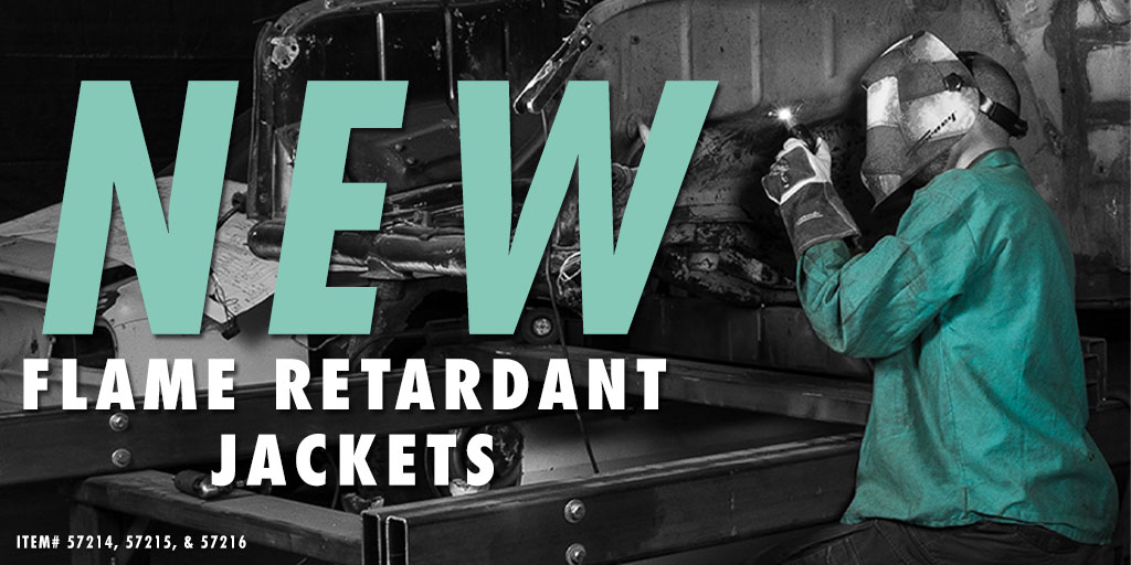 New Forney Flame Retardant Jackets