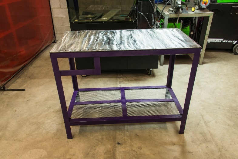 BUILD YOUR OWN DIY WELDING TABLE