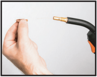Install MIG Gun