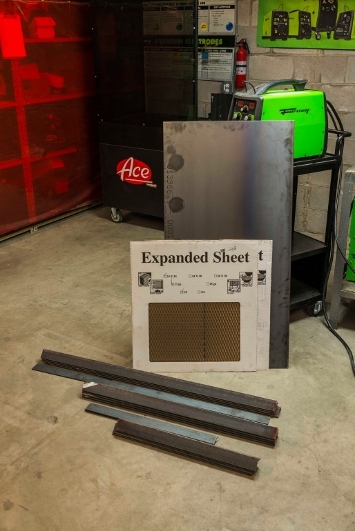Materials To Make A Welding Table