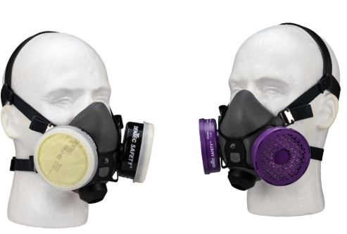 P 100 & N95/R95 Half Mask Respirators