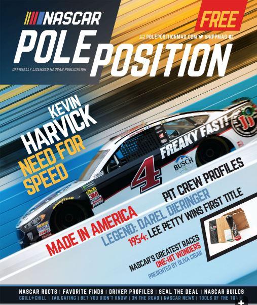 Pole Position magazine April-May 2018