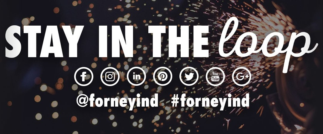 FORNEY INDUSTRIES SOCIAL MEDIA