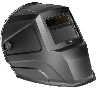 Forney Black Matte Helmet