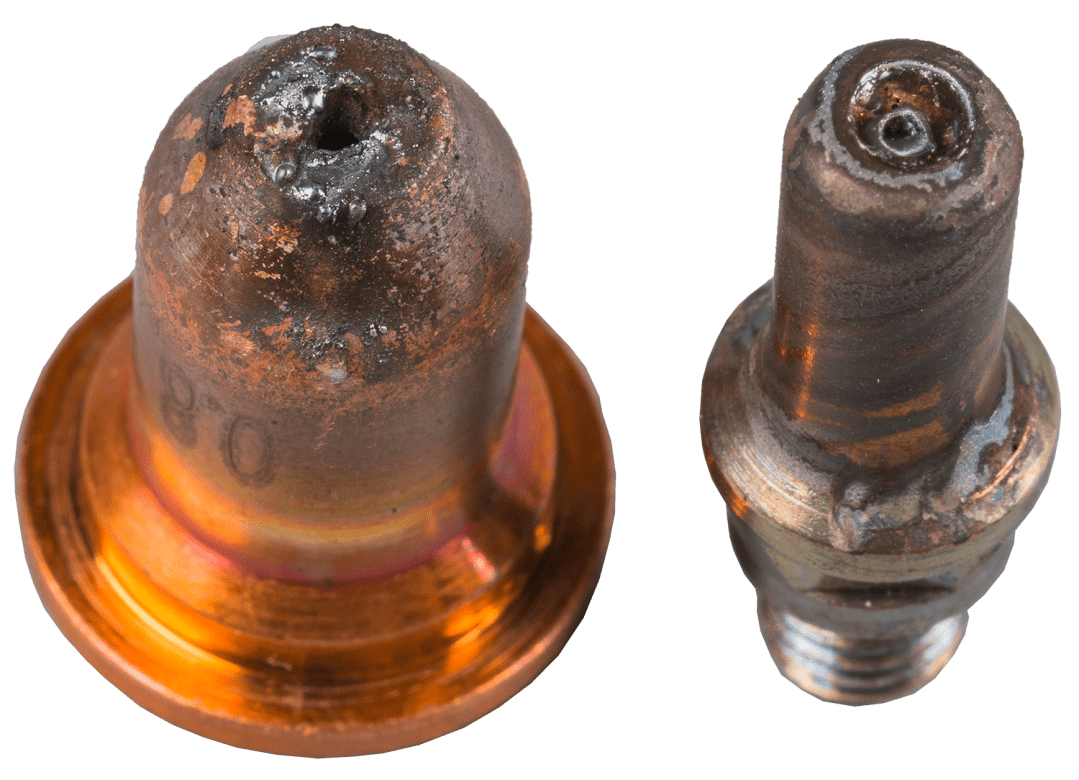 Replace Plasma Consumables