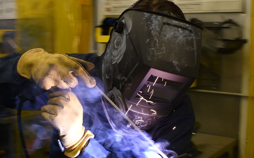 ADF WELDING HELMETS: THE FORNEY SERIES