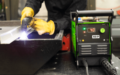FORNEY 40 P PLASMA CUTTER QUICK START GUIDE
