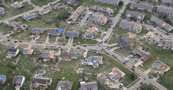 Ohio Tornadoes Aftermath