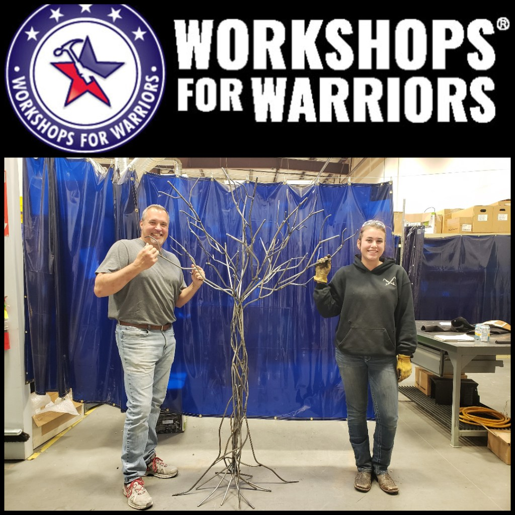 Workshops For Warriors Tree