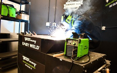 FORNEY CELEBRATES NATIONAL WELDING MONTH!