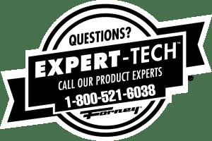 Forney Expert-Tech Logo