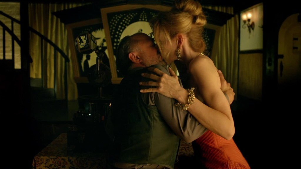 Trick and Stella in Lost Girl 3x08