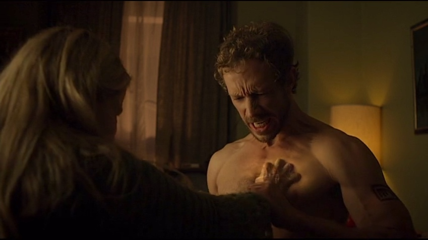 Dyson with the Norn in Lost Girl 1x13
