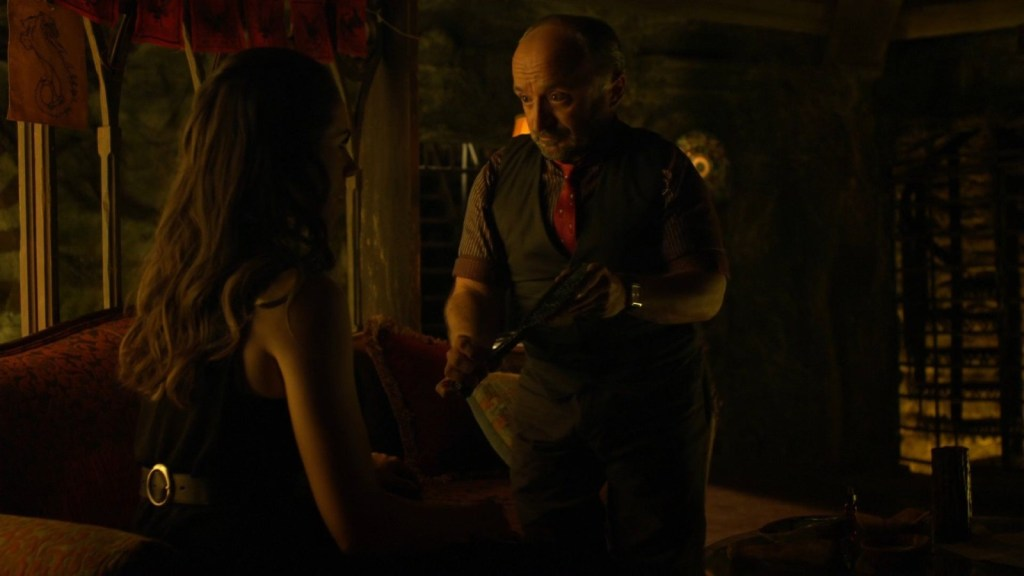 Trick and Bo in Lost Girl 3x09
