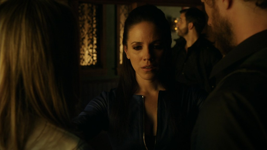 Bo in conflict about Lauren and Dyson in Lost Girl 4x09