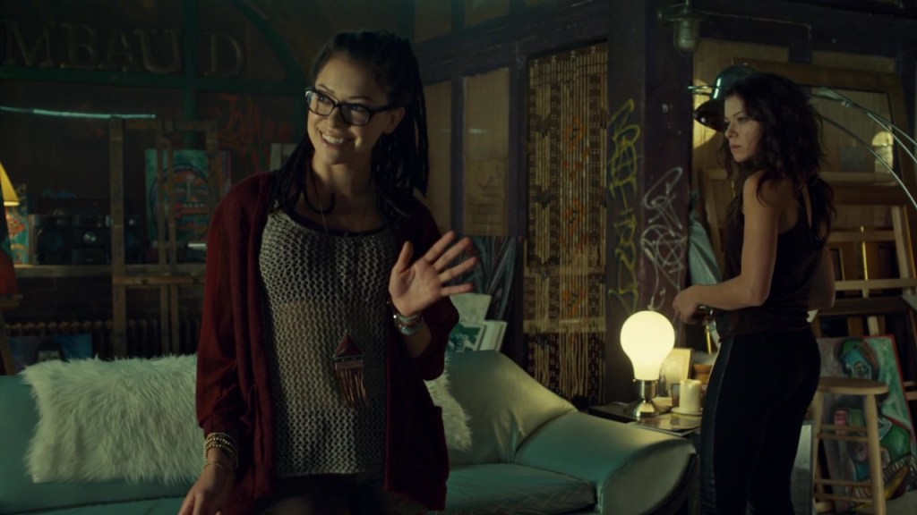 Cosima and Sarah in Nature Under Constraint and Vexed