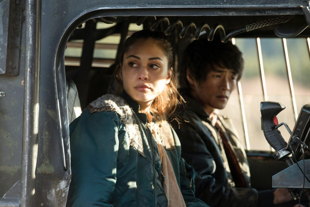 Raven and Monty in Demons