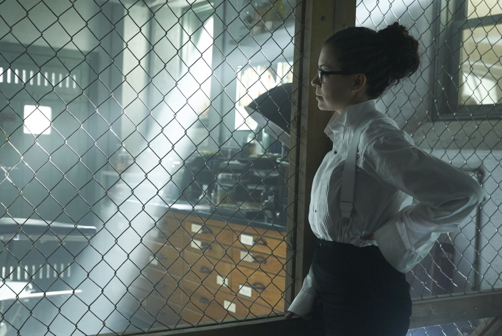 Cosima in Orphan Black 5x06