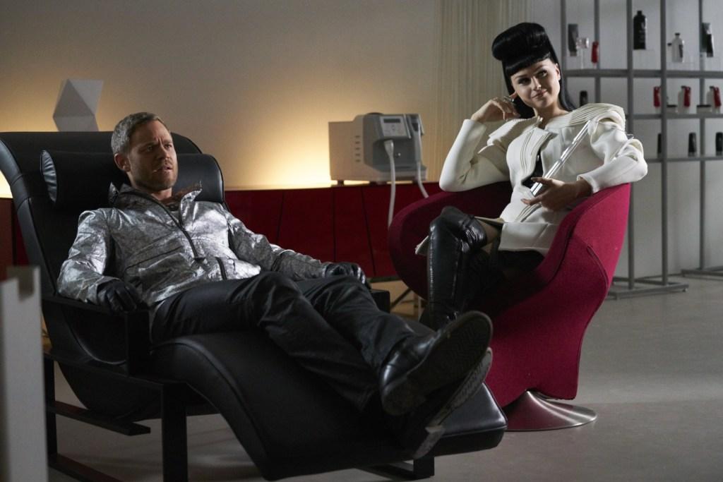 Johnny and Niko in Killjoys 3x02