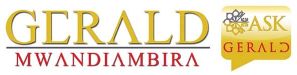 Ask Gerald CFP Logo