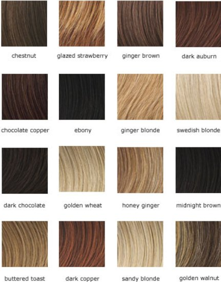 Decide A Color To Do Peekaboo Highlights Askhairstyles