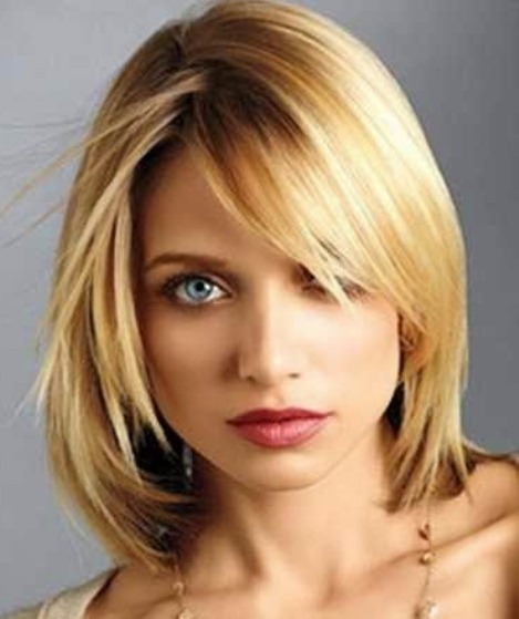 medium length bob haircuts for thick hair 40 medium length haircuts for thick hair 3058