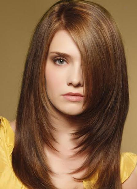 medium length hair styles for thick hair 40 medium length haircuts for thick hair 1247