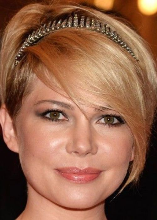 20 Cute Short Hairstyles For Round Faces