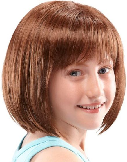 little girls short haircuts with bangs 20 haircuts for 4488 | Short Thick Bangs with Layered Hair Short Hairstyles for Little Girls