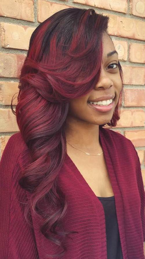 sewin hair styles 20 endearing sew in hairstyles 7847